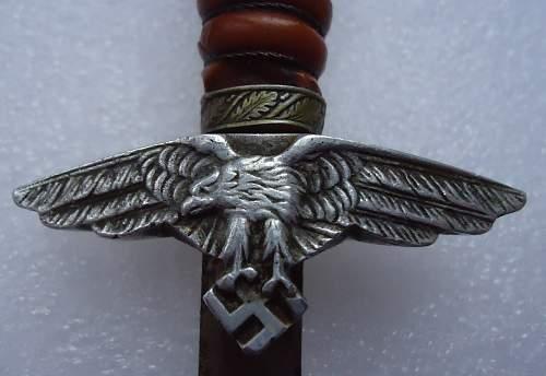 SMF Battle Weary Miniature Luftwaffe 2nd Pattern