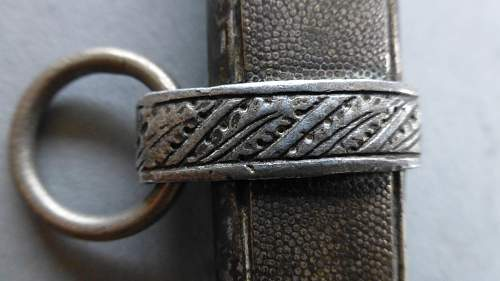 2nd pattern LW dagger by Holler