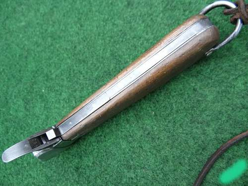 Fallschirmjager Kappmesser, Gravity Knife by SMF - ask for help