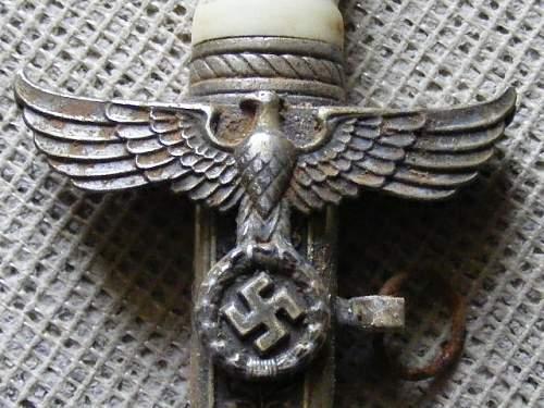 Luftwaffe Dagger copy or original