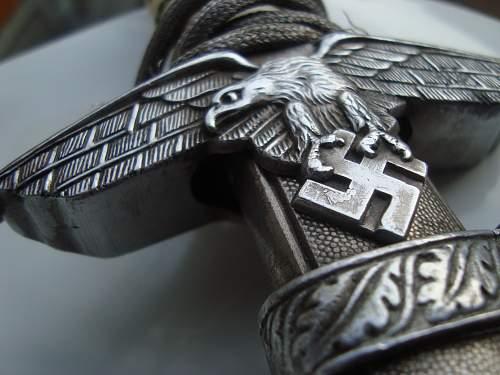 Luftwaffe 2nd Pattern Dagger