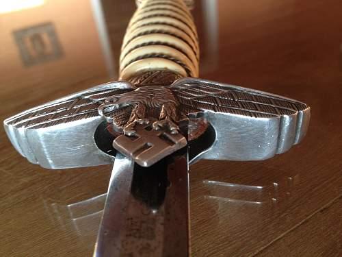 alcoso luftwaffe dagger