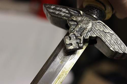 Luftwaffe dagger, oppinion?