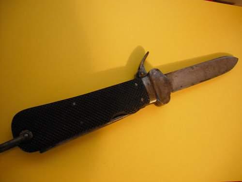 Gravity knife - Producer or distributor