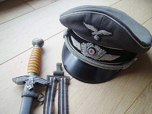 luftwaffe Dagger Second Pattern