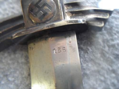 Luftwaffe blades