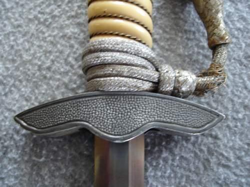 2nd mdl Luft dagger