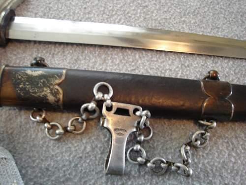 1st mdl Luft & Sword