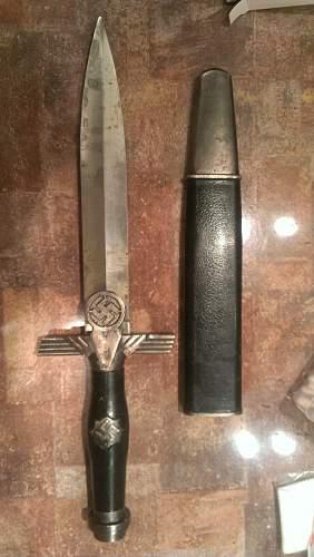 Need Help! knife RLB