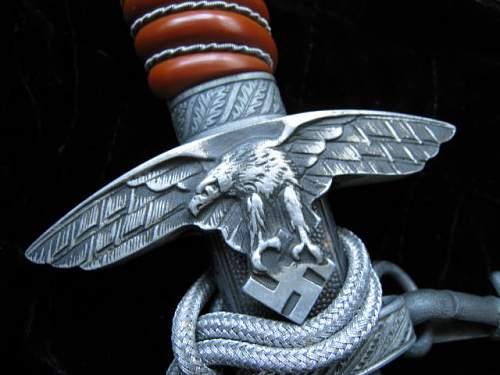 Gilded swastika SMF