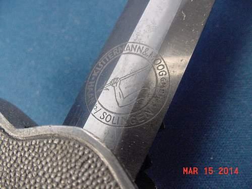 Luftwaffe  Dagger  Producers
