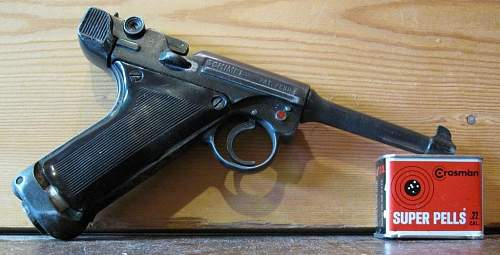 """My """" Luger """""""