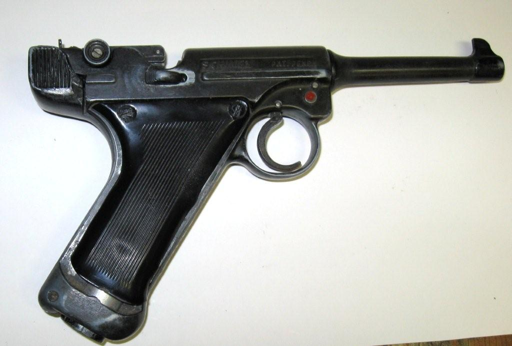 Schimel P22 High Quality Air Pistol....Like Luger For Sale at ...