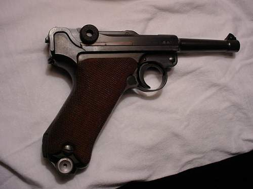 1940 german luger,bringback opinions