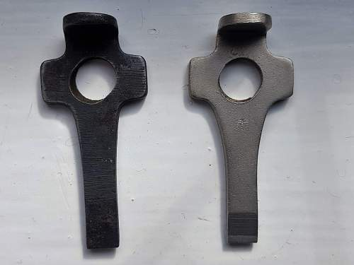 Luger stripping tools