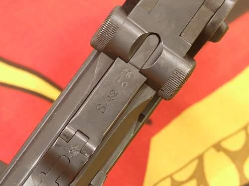 Interesting Luger