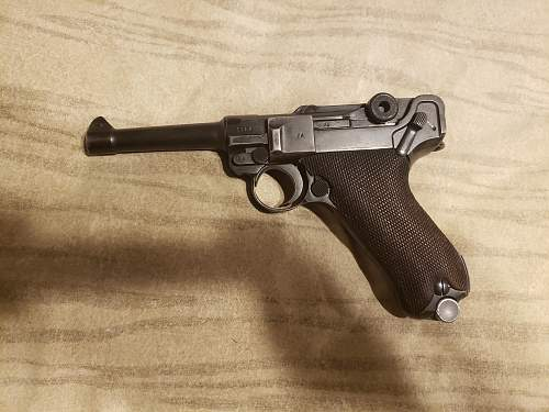 First Luger