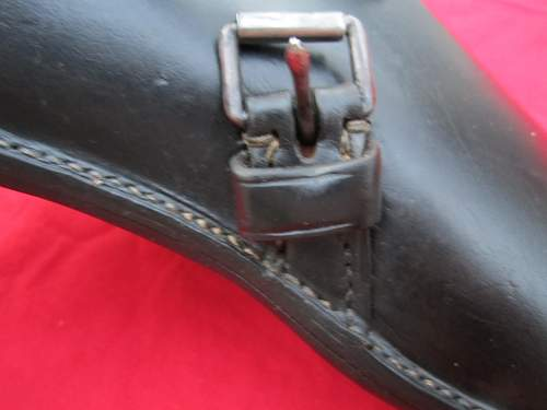 1936 dated Luger Holster