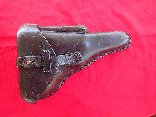 1916 Holster and Take Down Tool Help Please
