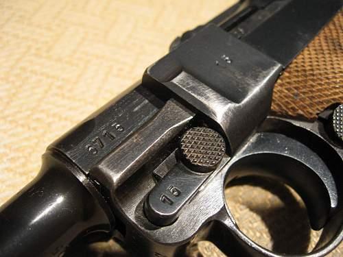 Killer Luger Rig