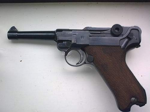 Is it possible to trace a luger's history?