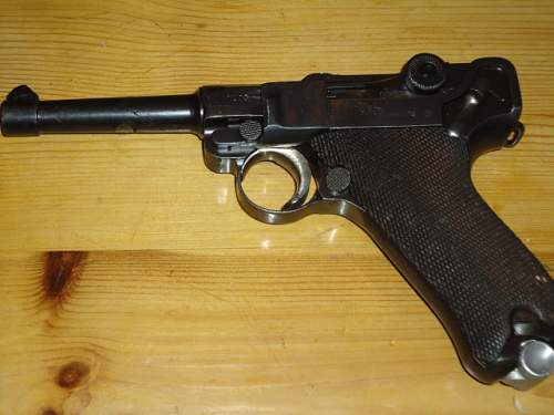 LUGER,extra marks ?