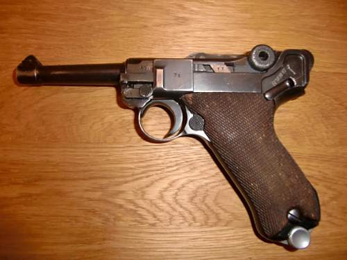 Beautiful Luger