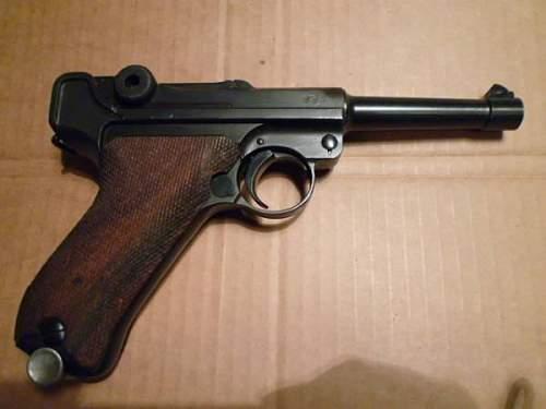 1921 Luger