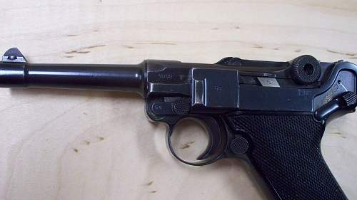 byf '41 P08 with black plastic grips