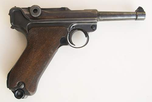 What are your thoughts on this Luger