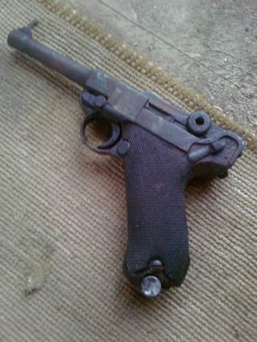 my 1917 dwm luger
