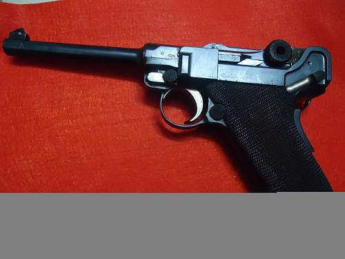Info on 1908-1910 Luger