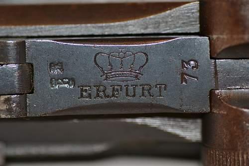 My 1918 Erfurt Luger All Matching