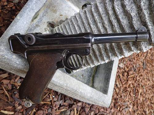 My luger 1940