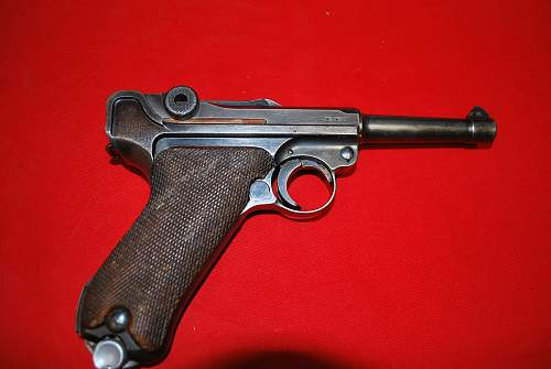 1940 luger '42' code opinons?