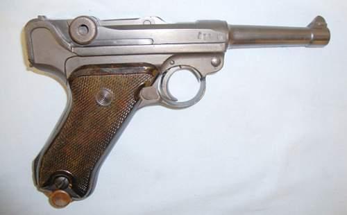 1916 Luger