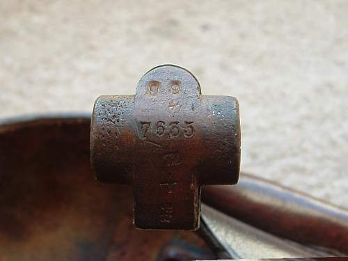 WW1 Luger Mags