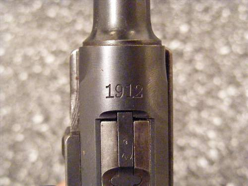 Lugers 1900 - 1918