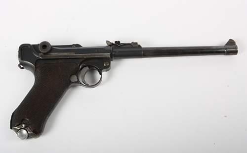 Luger/Parabellum P08 for sale