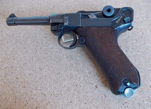 My very first luger