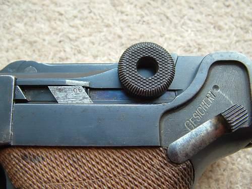 1915  Luger