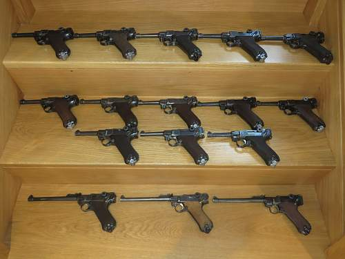 Lots of lugers