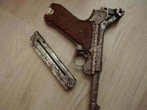 Original Luger?