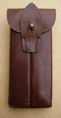 Artillery Lugers Mag Pouch