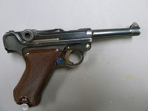 Krieghoff Lugers