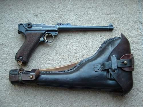 1917 Artillery Luger