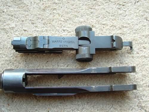 M1906 Swiss Bern Luger