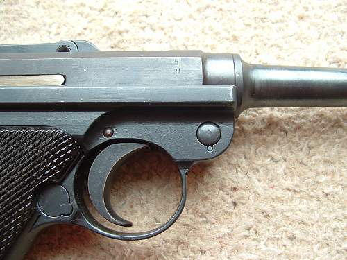 Swiss Lugers