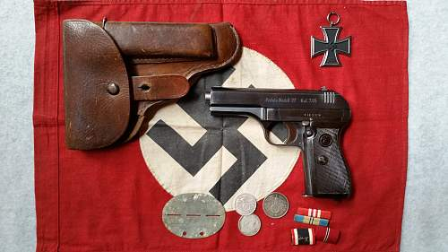 "WWII German 1939  ""Code 42"""