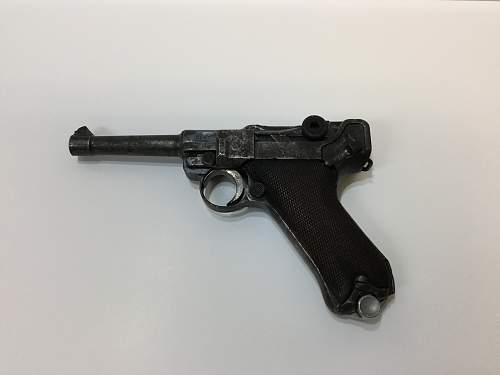 1936 Luger worth the price?